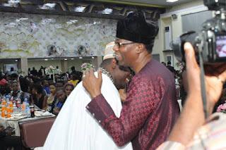 Ogun Monarch Lauds Splash Estate Chairman, Describes Him as an Achiever