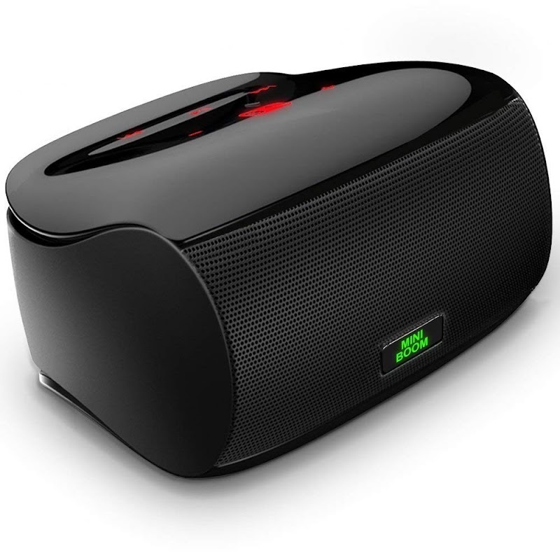 AMAZON -74%OFF Bluetooth Portable  Speaker Dual  Subwoofer Rich Bass Built in Mic