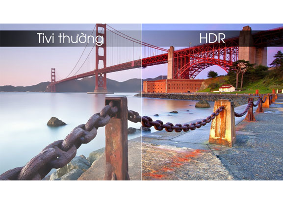 Android Tivi Sony 4K 55 inch KD-55X9500G