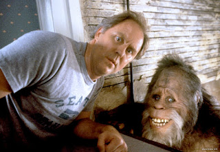 John Lithgow Bigfoot Harry and the Hendersons 1987