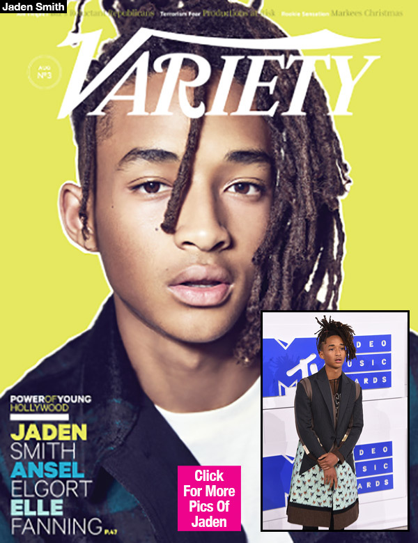 Jaden Smith: My Gender-Neutral Clothing Line Is For Tomboys & Boys Who Want To Wear Skirts