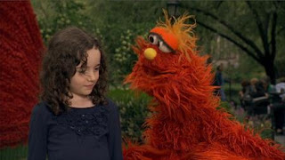 Murray What's the Word on the Street Sturdy, Sesame Street Episode 4404 Latino Festival season 44