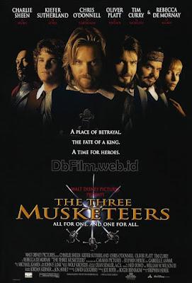 Sinopsis film The Three Musketeers (1993)