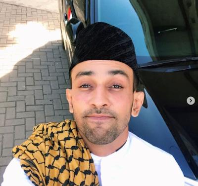 Profil biodata Maruef Ashary lengkap IG Instagram, agama umur,  TikTok,  adik Kiki Fatmala yang dikabarkan dekat dengan Celine Evangelista