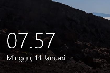 Mudik 14 Januari 2018, Nengok Yai