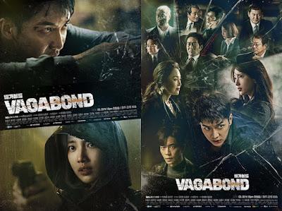Sinopsis Vagabond K-Drama (2019) Review, Daftar Pemain dan Jadwal Tayang
