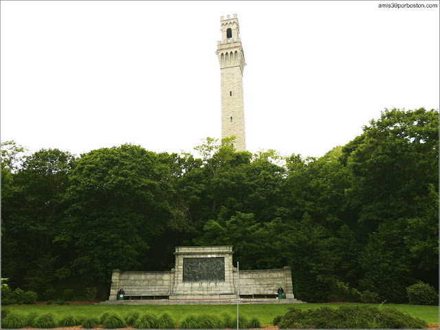 The Pilgrim Monument, Provincetown