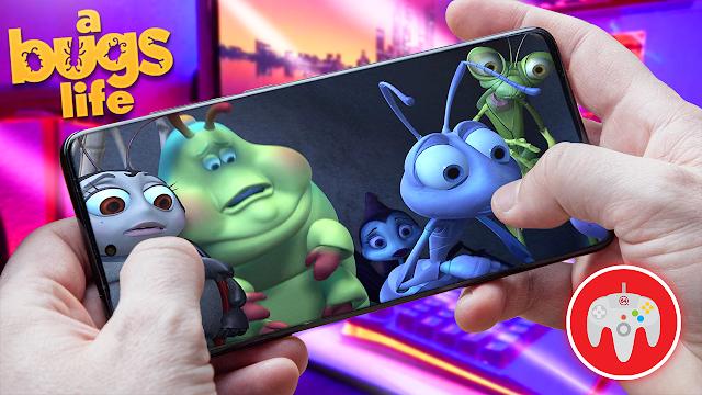 A Bug's Life Para Teléfonos Android (ROM N64)