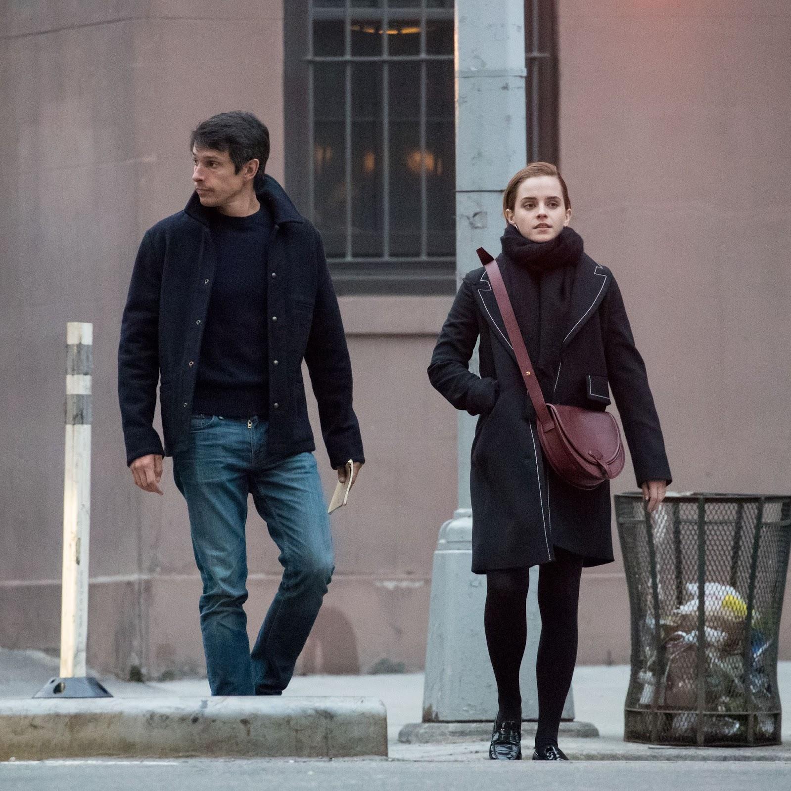 Emma Watson Updates: Emma Watson and her boyfriend in NYC ...