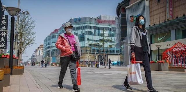 Ada Klaster Baru, China Laporkan Kasus Harian Tertinggi Dalam Dua Bulan Terakhir