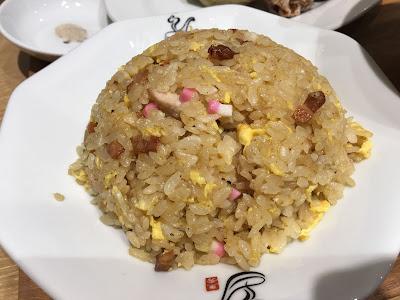れんげ食堂Toshu(東秀)のチャーハン