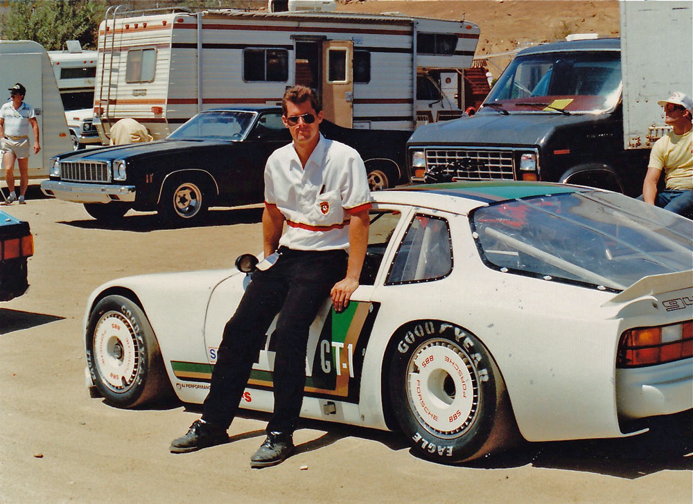 Along For The Ride: Porsche 944 GTR 003 / Time with...Vic Ofner