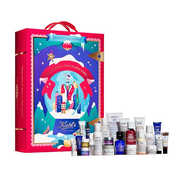 GiveMerryGiveKiehlsHK, KiehlsHK, Christmas, ChristmasCalendar, christmasgift, gift, xmas, lovecath, catherine, beauty, beautyblogger, kol, 夏沫