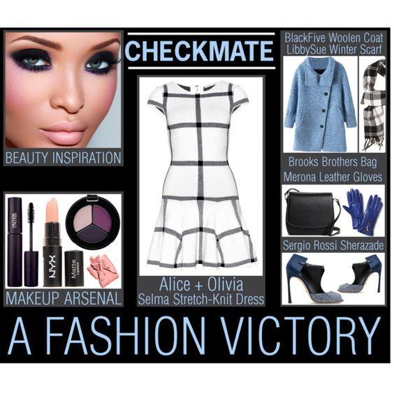 Checkmate - A Fashion Victory www.toyastales.blogspot.com #ToyasTales