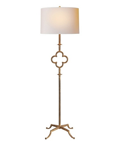 Rousseau's Fine Furniture and Decor: Crazy for gold