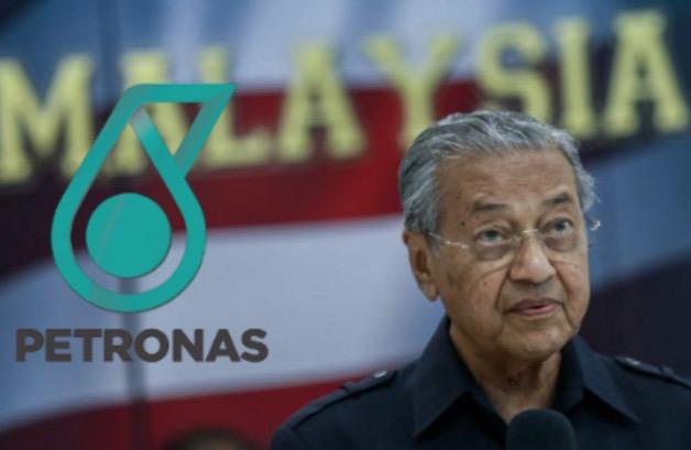 Tun Mahathir Bukan Lagi Penasihat Petronas
