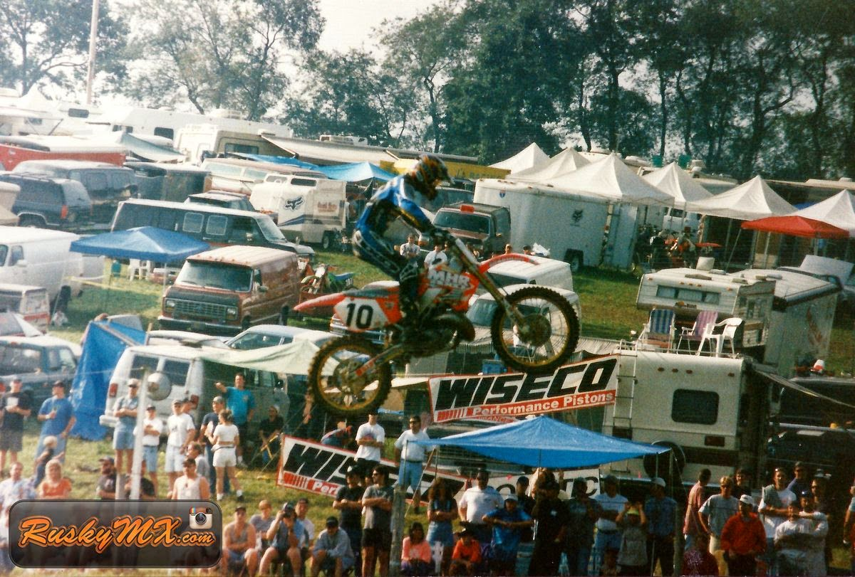 Damon Bradshaw Steel City 1997