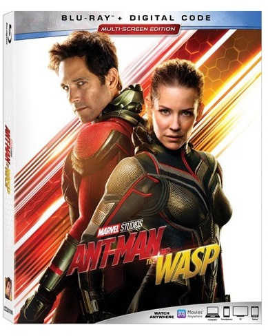 Ant-Man and the Wasp (2018) 720p HEVC Blu-Ray x265 Esub [Dual Audio] [Hindi ORG – English] – 650 MB