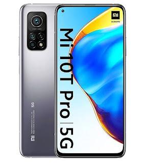 شاومي Xiaomi Mi 10T Pro 5G الإصدارات: M2007J3SG
