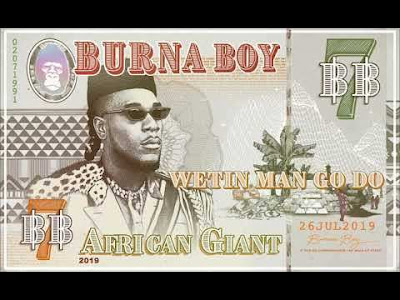 Album: Burna Boy- African Giant