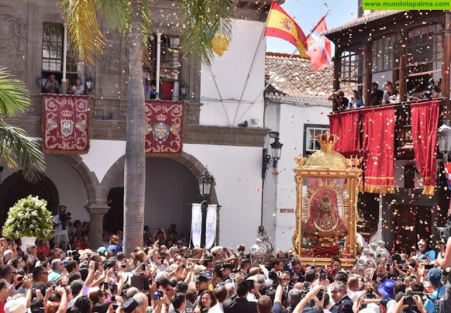 El Ayuntamiento de Santa Cruz de La Palma organiza las comisiones de la Bajada de La Virgen y nombra a los responsables de cada acto