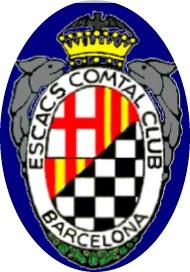 Emblema del Escacs Comtal Club
