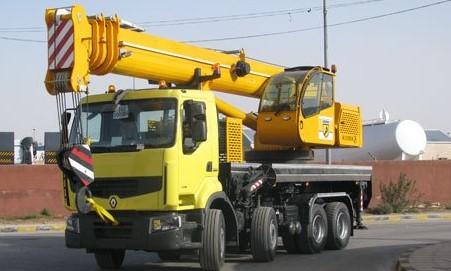 Mobil Crane