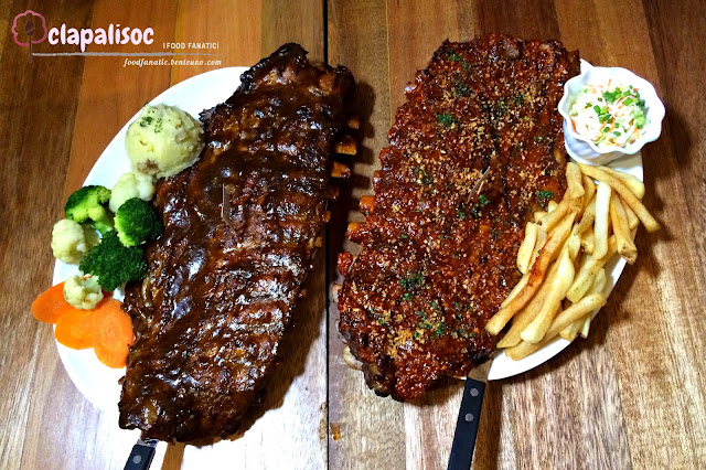 Morganfield's Manila Sticky Bones