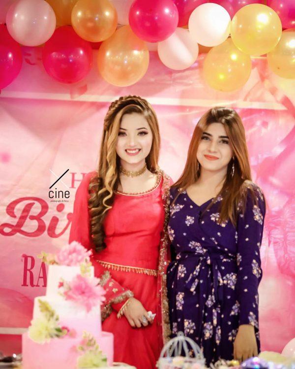 Rabeeca Khan Birthday Celebrations