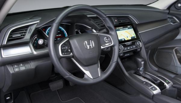 Honda Civic 2016 All New