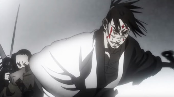 Trailer del brutal y sangriento anime Blade of the Inmortal