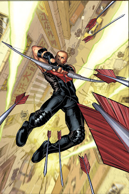 Ultimate Universe Reborn Part 3: Hawkeye with Hickman and