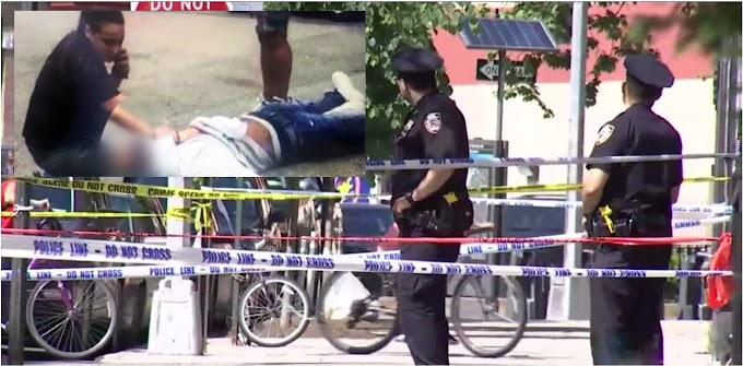 Asesinan de balazo en la cabeza un dominicano durante sangriento pleito en bodega de Brooklyn