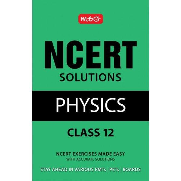 NCERT Physics Class XII : For JEE and NEET Exam PDF Book
