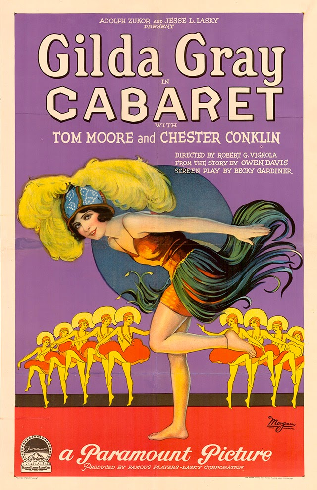 1920s Movie Posters
