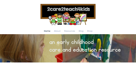 2care2teach4kids: We're Moving... The Website & Blog! It's ALL NEW!!!