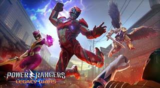 Game Power Rangers Legacy Wars 1.0.1 APK