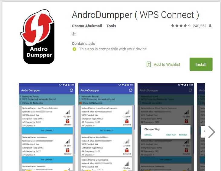 Aplikasi Hack Wifi Android Apk