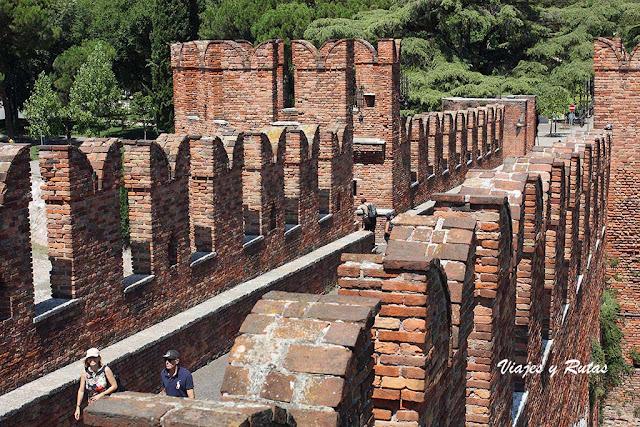 Puente Scaligero de Verona