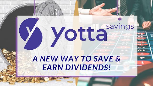 "Thumbnail image of the blog post ""Yotta Savings — A New Way to Save | Dividendhack.com"""