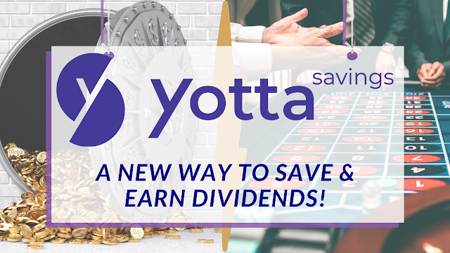 Yotta Savings — A New Way to Save | Dividendhack.com