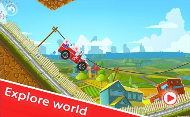 Download  Kid Racing Ambulance
