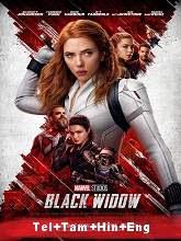 Black Widow (2021) HDRip Original [Telugu + Tamil + Hindi + Eng] Dubbed Movie Watch Online Free