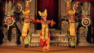 Ubud Dance Performance Schedule