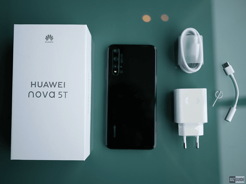 Huawei Nova 5T Review - Flagship features, mid-range price tag!