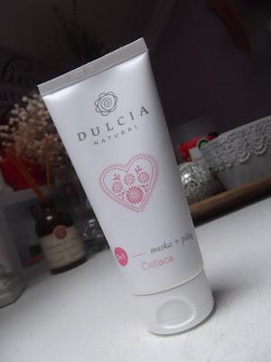 Dulcia Natural Maska a píling 2 v 1 - čistiaca
