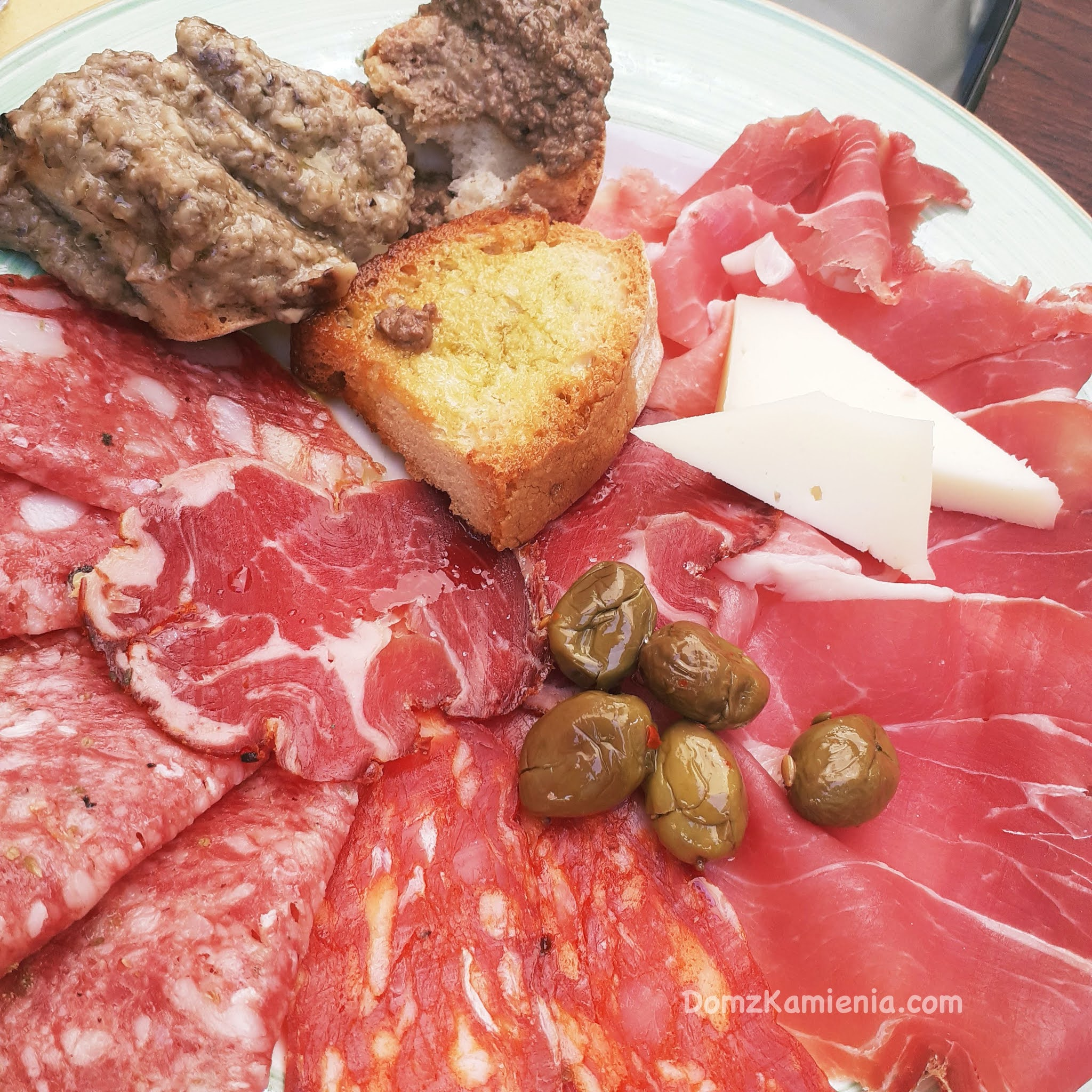 Kuchnia Florencji Dom z Kamienia blog