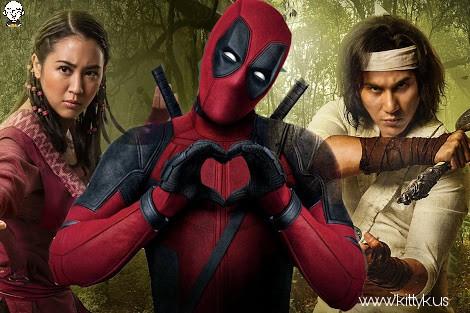 Wiro Sableng Akan Bermain Di Film Deadpool 2 ?
