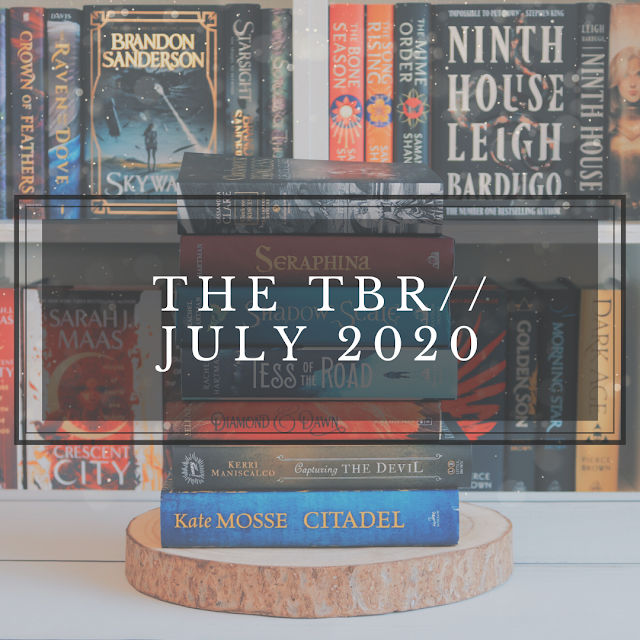 The TBR // July 2020