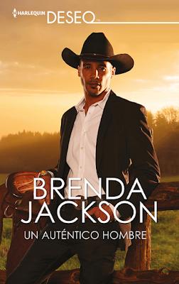 Brenda Jackson - Un Auténtico Hombre